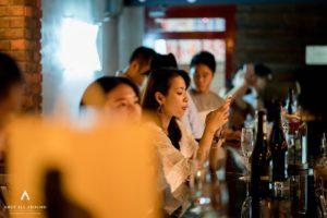 【台北酒吧】東區隱匿英式酒吧,質感推薦OAK bar